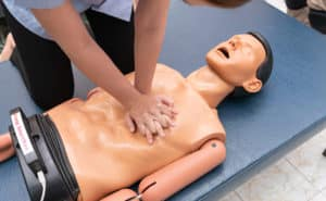 Advanced Cardiovascular Life Support Training
