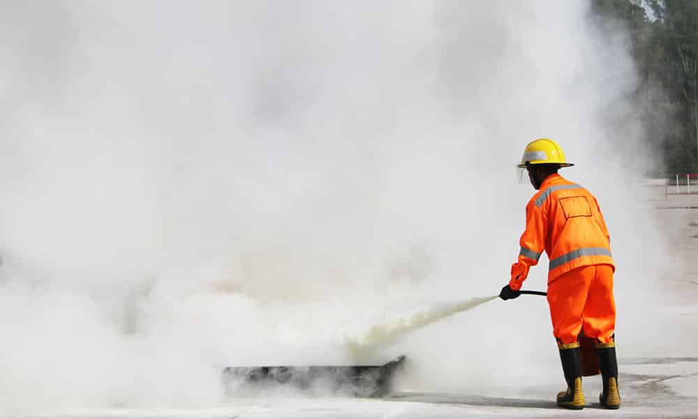 Fire Warden Fire Marshal Training in Dubai