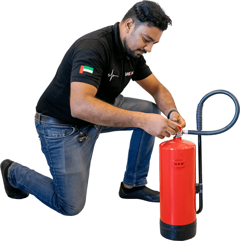 Fire Safety Training in UAE